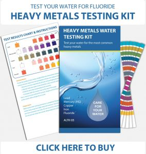 Purchase Fluoride Test Kit